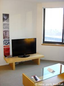 New York T2 appartement location vacances - séjour (NY-14749) photo 2 sur 7