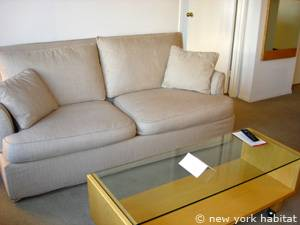 New York 1 Bedroom accommodation - living room (NY-14749) photo 5 of 7
