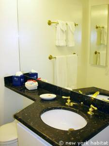 New York T2 appartement location vacances - salle de bain (NY-14749) photo 3 sur 3