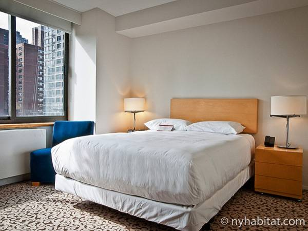 New York - Studio T1 appartement location vacances - Appartement référence NY-14750