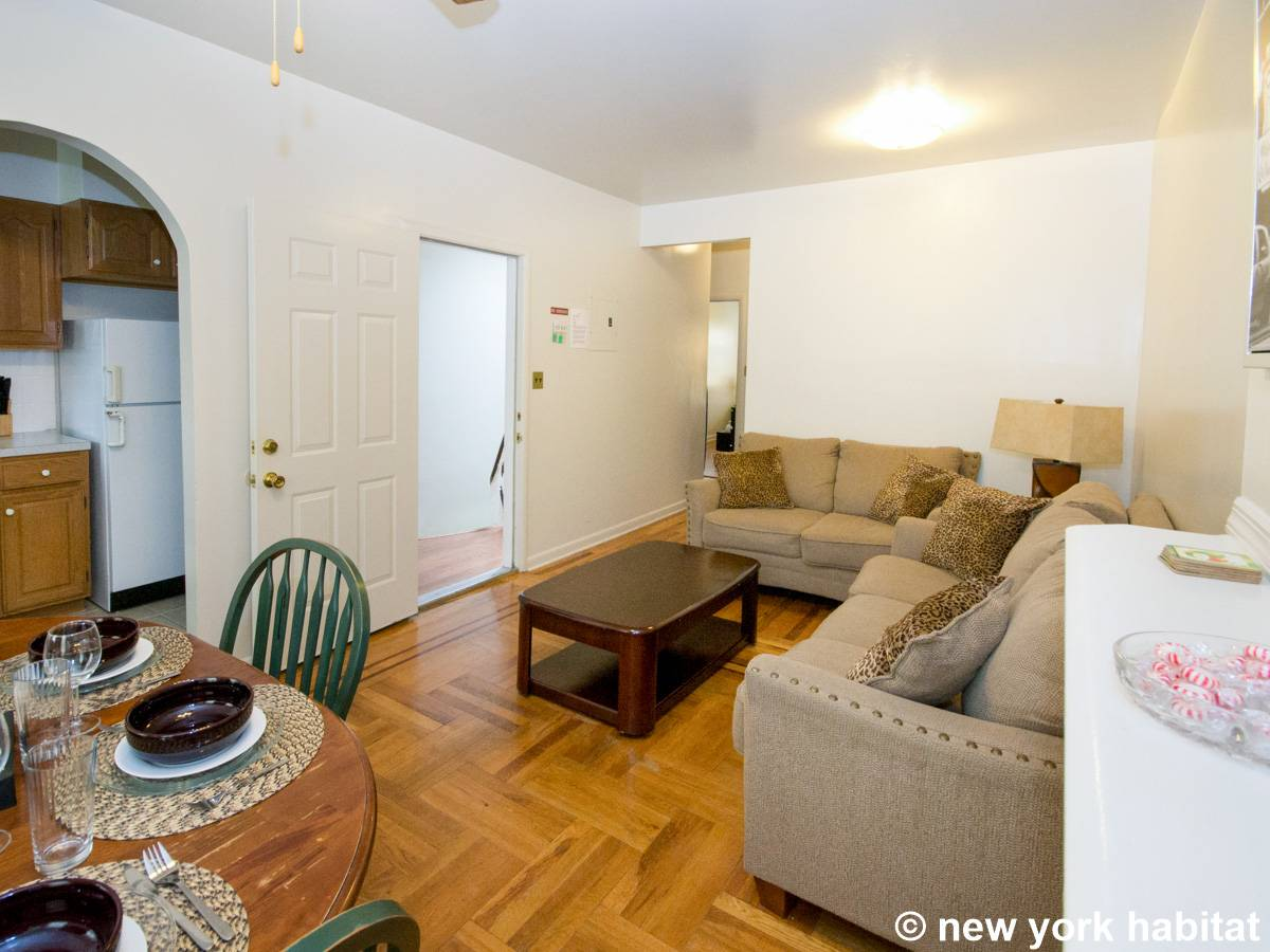 New York - 3 Bedroom accommodation - Apartment reference NY-14756