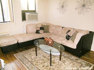 New York T2 - Loft - Duplex logement location appartement - séjour (NY-14764) photo 3 sur 9