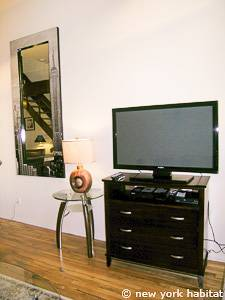 New York T2 - Loft - Duplex logement location appartement - séjour (NY-14764) photo 4 sur 9