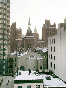 New York T2 - Loft - Duplex logement location appartement - séjour (NY-14764) photo 8 sur 9