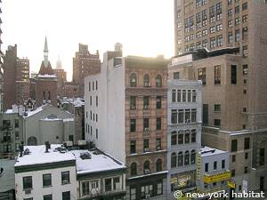 New York T2 - Loft - Duplex logement location appartement - séjour (NY-14764) photo 9 sur 9