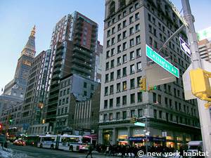 New York T2 - Loft - Duplex logement location appartement - autre (NY-14764) photo 9 sur 9