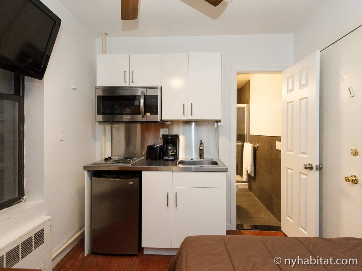 New York - Studio apartment - Apartment reference NY-14773