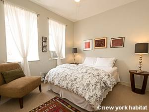 New York 1 Bedroom accommodation - bedroom (NY-14781) photo 1 of 5