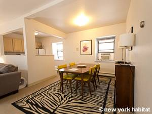 New York 1 Bedroom accommodation - living room (NY-14781) photo 6 of 8