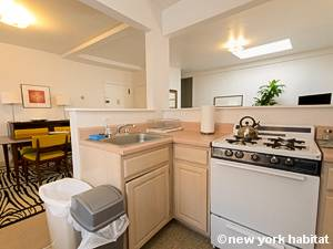 New York 1 Bedroom accommodation - kitchen (NY-14781) photo 3 of 4