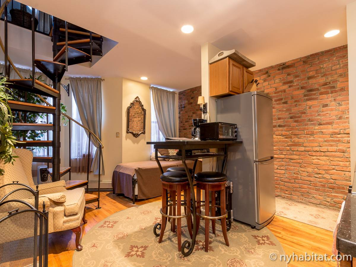 New York - 2 Bedroom accommodation - Apartment reference NY-14801