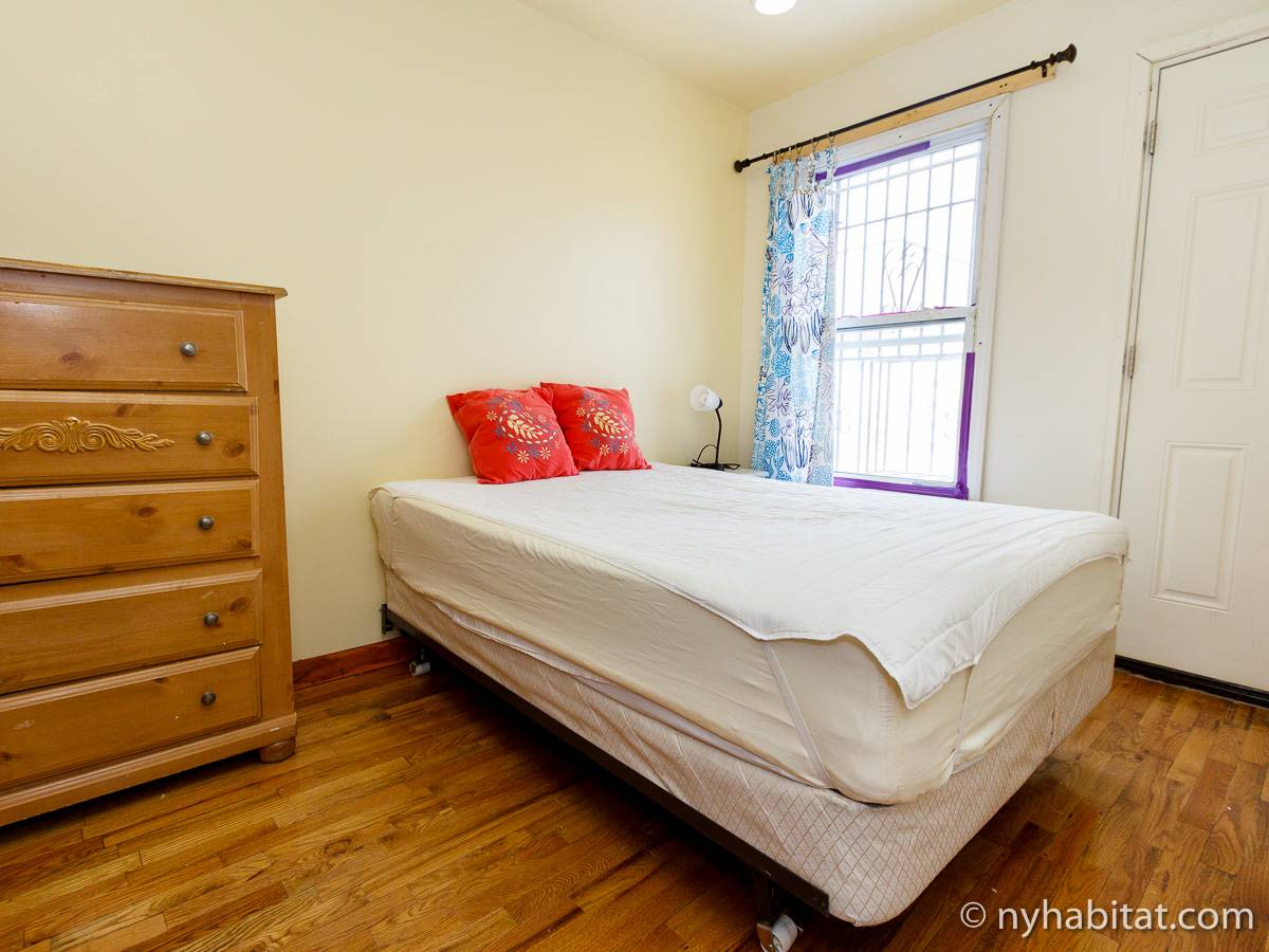 New York T4 logement location appartement - chambre 2 (NY-14809) photo 1 sur 4