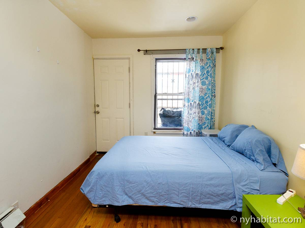 New York T4 logement location appartement - chambre 1 (NY-14809) photo 1 sur 4