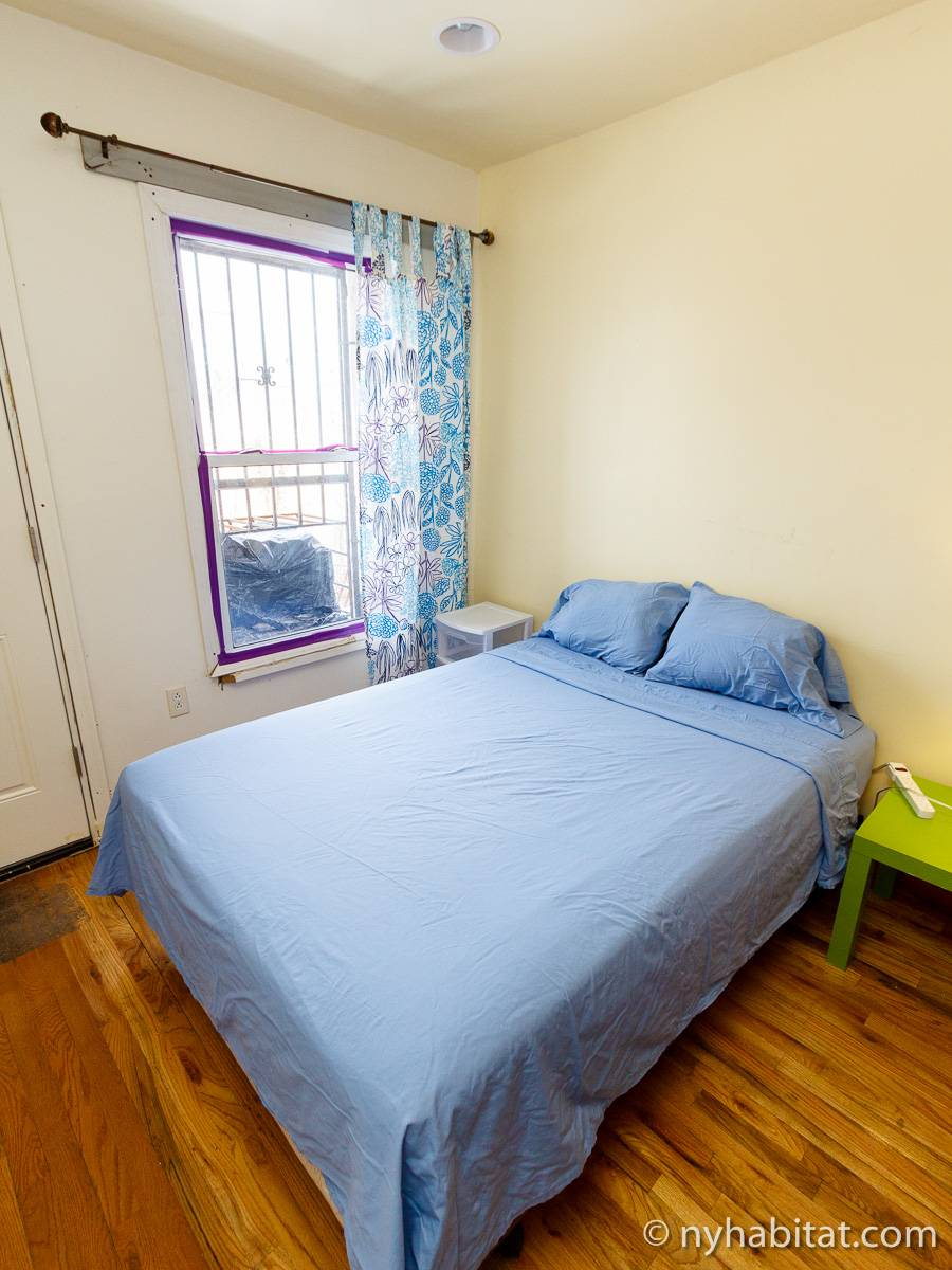 New York T4 logement location appartement - chambre 1 (NY-14809) photo 2 sur 4