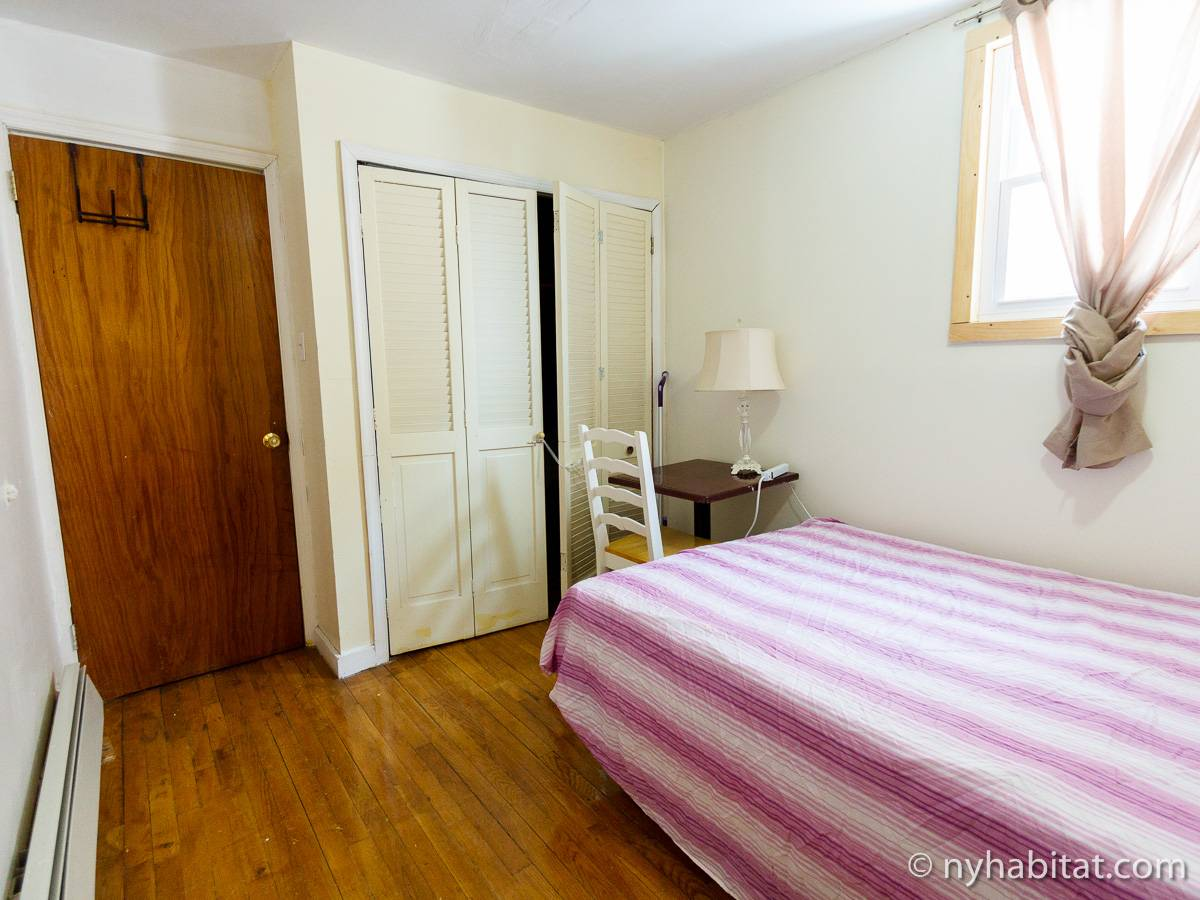 New York T4 logement location appartement - chambre 3 (NY-14809) photo 2 sur 5