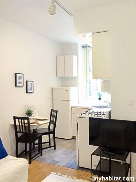 New York 1 Bedroom apartment - living room (NY-14822) photo 1 of 4