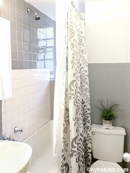 New York 1 Bedroom apartment - bathroom (NY-14822) photo 1 of 1
