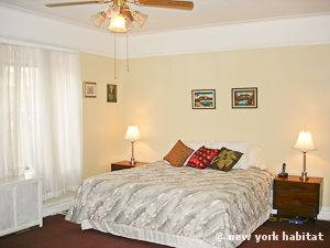 New York 3 Bedroom - Duplex accommodation - bedroom 1 (NY-14866) photo 1 of 7