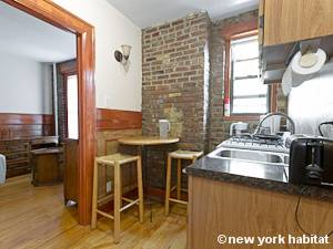 New York T3 logement location appartement - cuisine (NY-14919) photo 2 sur 4