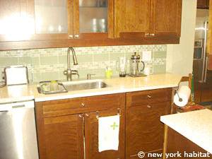 New York T4 appartement colocation - cuisine (NY-14925) photo 2 sur 4