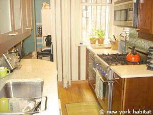 New York T4 appartement colocation - cuisine (NY-14925) photo 1 sur 4