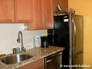 New York 1 Camera da letto appartamento - cucina (NY-14963) photo 2 di 3