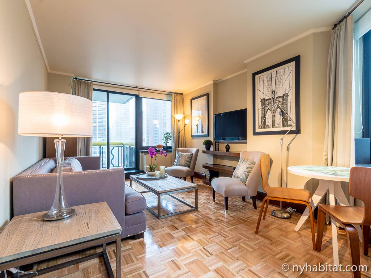 New York Apartment: Alcove Studio Apartment Rental In Upper East Side (NY  14980)