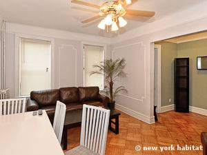 New York 1 Bedroom apartment - living room (NY-14996) photo 4 of 6