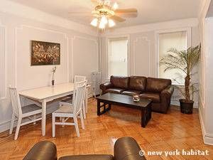New York 1 Bedroom apartment - living room (NY-14996) photo 2 of 6