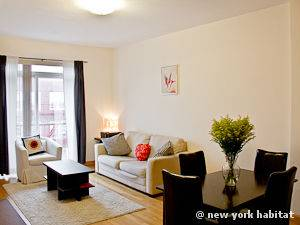 New York 2 Bedroom apartment - living room (NY-15000) photo 2 of 4