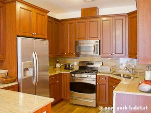 New York 2 Bedroom apartment - kitchen (NY-15000) photo 2 of 4
