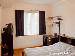 New York 2 Bedroom apartment - bedroom 2 (NY-15000) photo 1 of 2