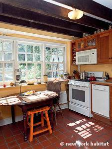 New York 1 Bedroom - Duplex apartment - kitchen (NY-15001) photo 2 of 5