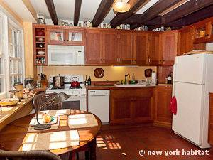 New York 1 Bedroom - Duplex apartment - kitchen (NY-15001) photo 1 of 5