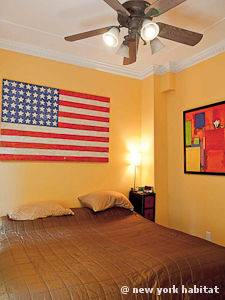 New York 1 Bedroom - Duplex apartment - bedroom (NY-15001) photo 2 of 7