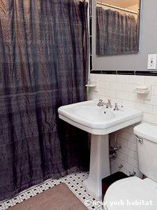 New York 1 Bedroom - Duplex apartment - bathroom 1 (NY-15001) photo 2 of 2