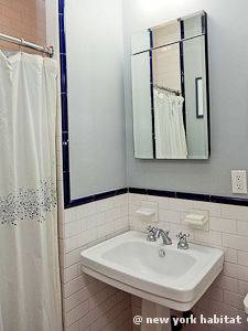 New York 1 Bedroom - Duplex apartment - bathroom 2 (NY-15001) photo 1 of 2