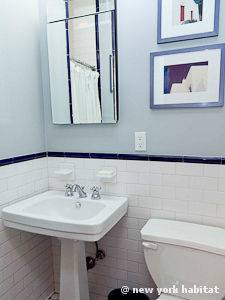 New York 1 Bedroom - Duplex apartment - bathroom 2 (NY-15001) photo 2 of 2