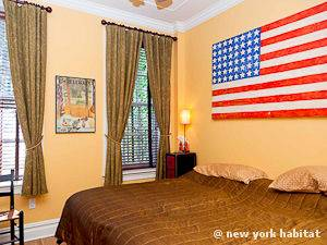 New York 1 Bedroom - Duplex apartment - bedroom (NY-15001) photo 1 of 7