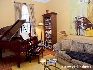 New York 1 Bedroom - Duplex apartment - living room 2 (NY-15001) photo 3 of 5
