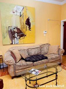 New York 1 Bedroom - Duplex apartment - living room 2 (NY-15001) photo 4 of 5