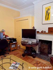 New York 1 Bedroom - Duplex apartment - living room 2 (NY-15001) photo 5 of 5