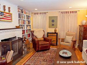 New York 1 Bedroom - Duplex apartment - living room 1 (NY-15001) photo 3 of 5