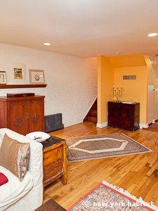 New York 1 Bedroom - Duplex apartment - living room 1 (NY-15001) photo 5 of 5