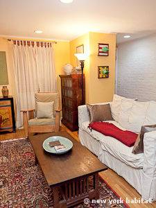 New York 1 Bedroom - Duplex apartment - living room 1 (NY-15001) photo 4 of 5