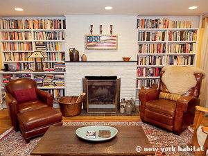 New York 1 Bedroom - Duplex apartment - living room 1 (NY-15001) photo 2 of 5