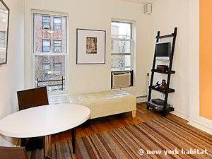 New York T2 logement location appartement - séjour (NY-15007) photo 5 sur 5