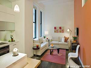 New York - 1 Bedroom apartment - Apartment reference NY-15071
