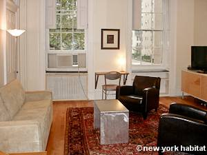 New York 1 Bedroom apartment - living room (NY-15085) photo 3 of 7