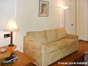 New York 1 Bedroom apartment - living room (NY-15085) photo 6 of 7